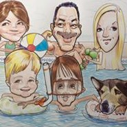 Tennessee Caricaturist | Caricatures by Richard