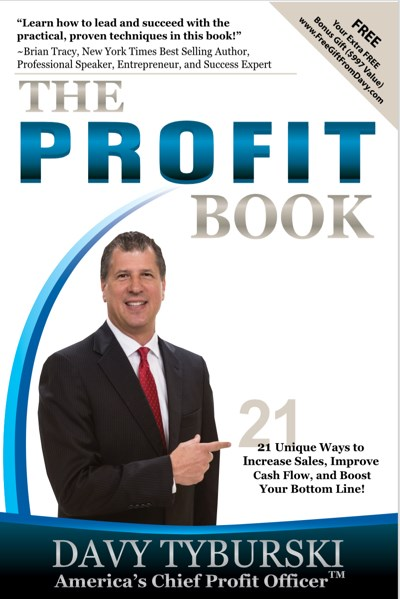 America's Chief Profit Officer, Davy Tyburski - Motivational Speaker - San Antonio, TX