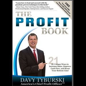 Corpus Christi Keynote Speaker | America's Chief Profit Officer, Davy Tyburski