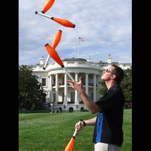 Concord Juggler | Jason Tardy: High Energy Juggling!