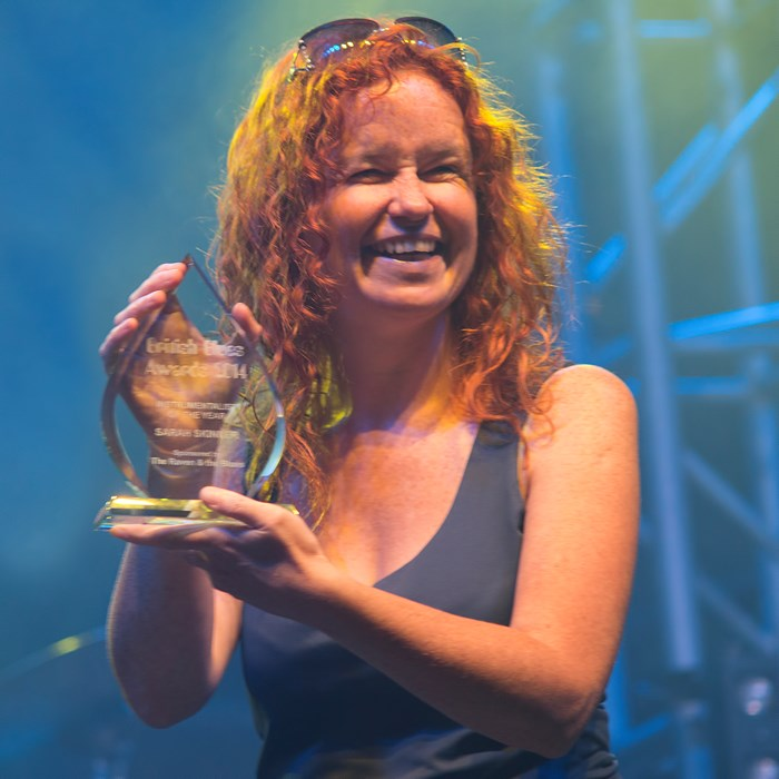 British Blues Awards Winner 2014