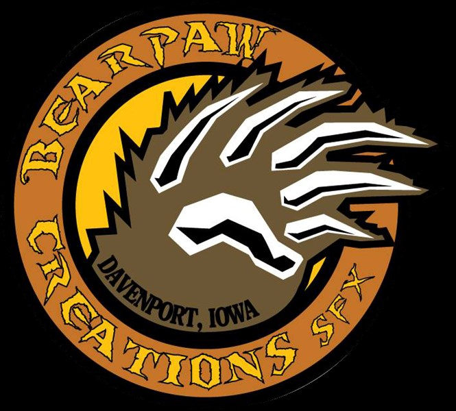 Bearpaw Creations SFX - Face Painter - Davenport, IA