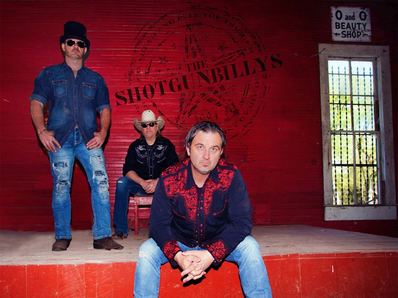 ShotGunBillys - Country Band - Little Rock, AR