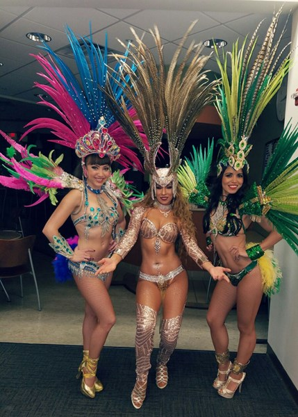 Heart Of Samba Entertainment - Samba Dancer - Los Angeles, CA