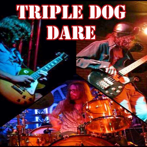 Triple Dog - Blues Band - Los Angeles, CA