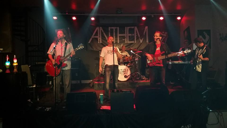 Anthem Rock - Classic Rock Band - Fort Myers, FL