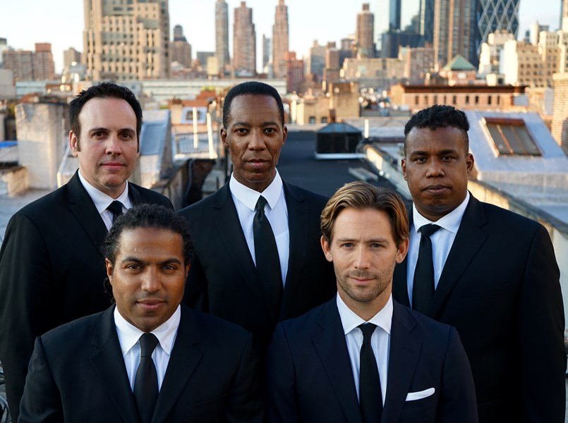 THE FONIC - A Cappella Group - New York City, NY
