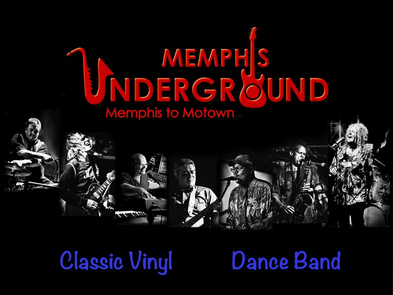 Memphis Underground - Dance Band - Granger, IN