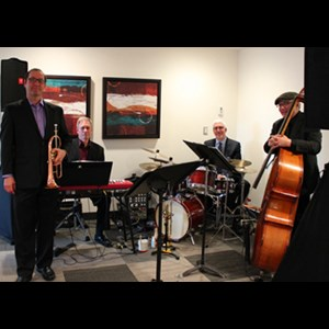 Alberta Jazz Band | Ben Miles Quartet