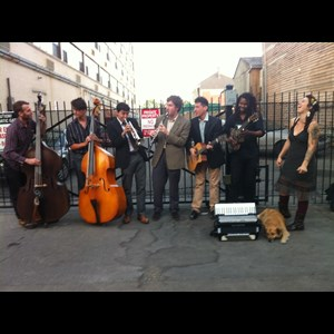 Cut Off Swing Band | Jungle Money Jazz Band