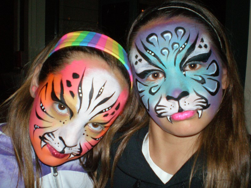 The Other Cheek- face painting and more! - Face Painter - Sacramento, CA