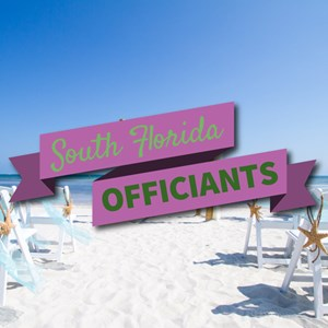 Miami Wedding Minister | South Florida Officiants