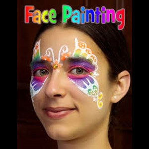 West Point Face Painter | Face Painting