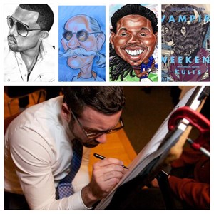Buffalo, NY Caricaturist | Bill Gallagher