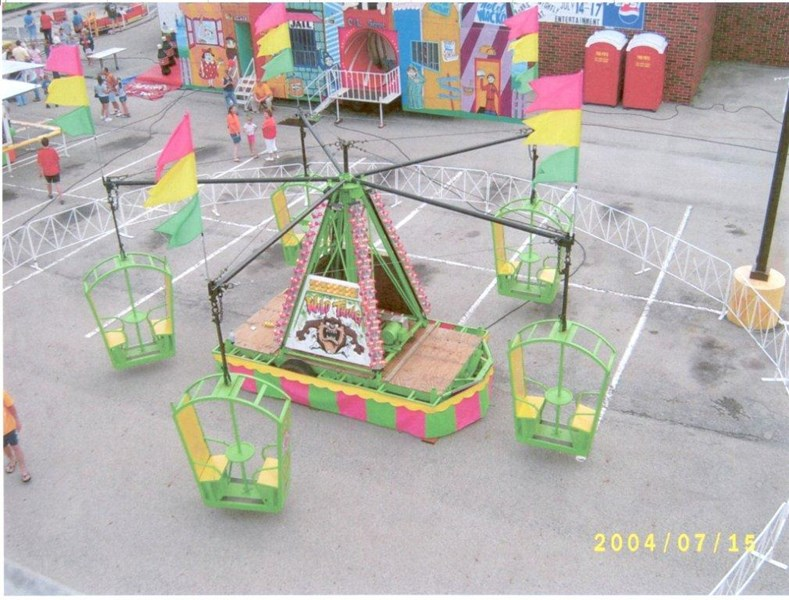 Boone Enterprises - Carnival Ride - Winston Salem, NC