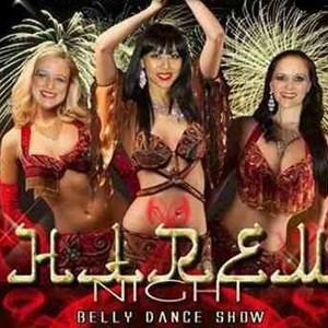 Hoxie Belly Dancer | Neenah and The Harem Jewels