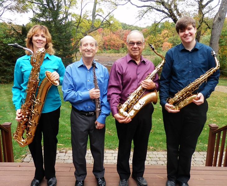 Generations Saxophone Quartet - Woodwind Ensemble - Boston, MA