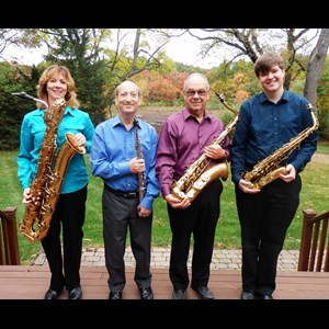 Winthrop Woodwind Ensemble | Generations Saxophone Quartet