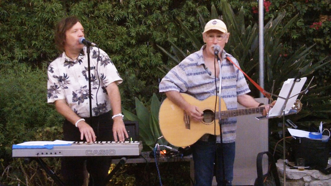 The Acoustic Backyard Band - 70s Band - Marina del Rey, CA