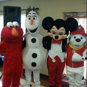 Washington Costumed Character | Birthday Parties RI