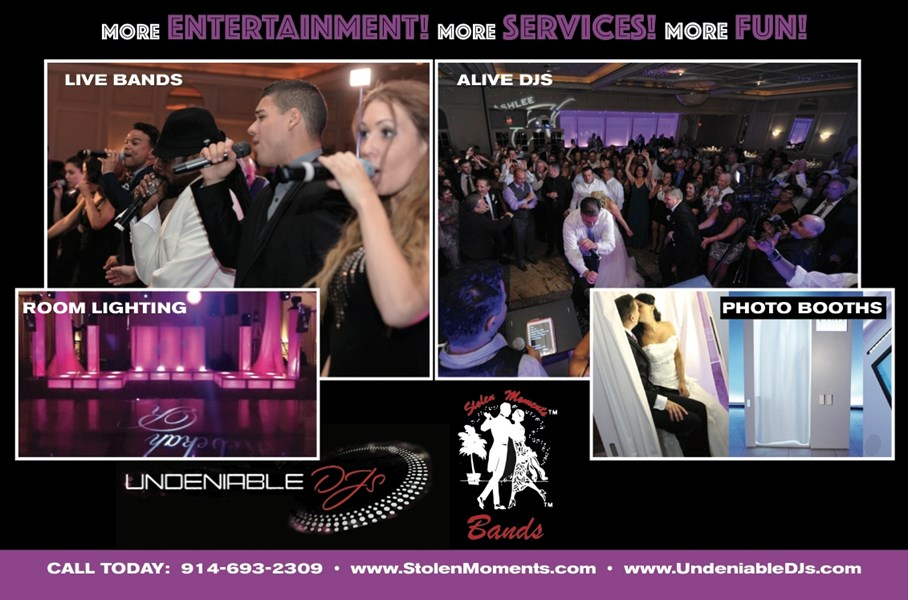 Stolen Moments Entertainment Bands and DJs - Cover Band - Dobbs Ferry, NY
