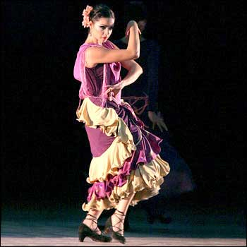 Alma Tacon - Flamenco Dancer - Miami, FL