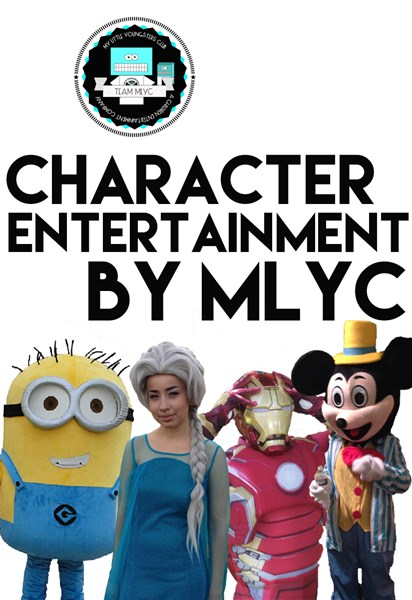 Character Entertainment by MLYC - Costumed Character - New Bedford, MA