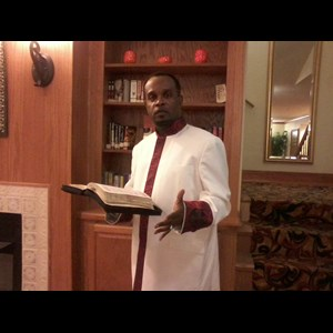 Sweeny Wedding Officiant | APOSTLE KELVIN HALL
