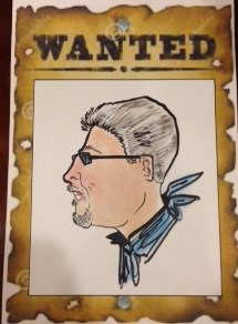 Fastest Draw In the West - Caricaturist - San Francisco, CA