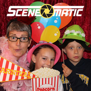 Sceneomatic - Photo Booth - Chicago, IL