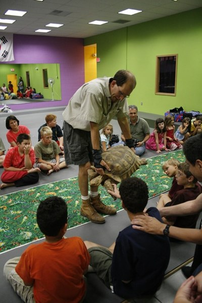Reptile Wonders-The Nature Center on the Go - Animal For A Party - Westminster, MD
