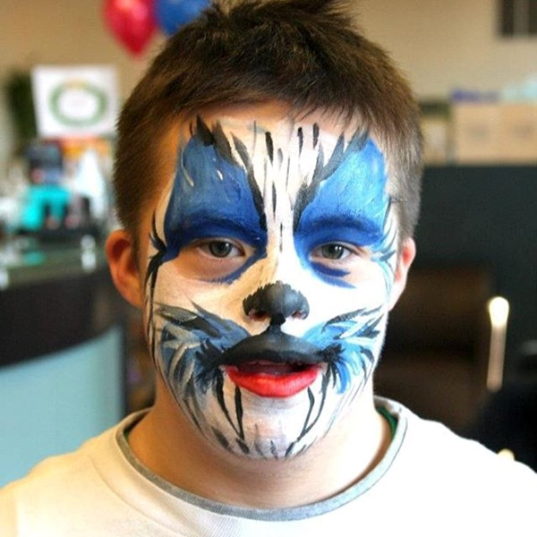 Fancy Faces - Face Painter - Newport, RI