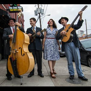 Teague 40s Band | La Pompe
