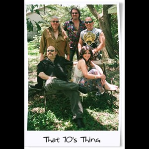 Texas 70s Band | That 70's Thing