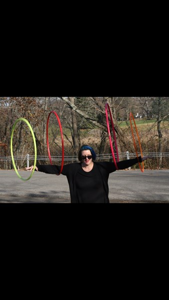 Hellokeighty hoopdance - Hula Hoop Dancer - New Haven, CT