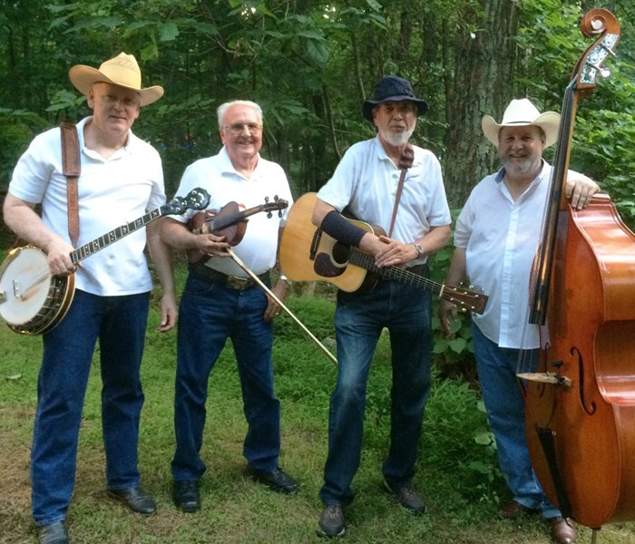 the Lonesome Fiddle Ramblers - Bluegrass Band - Hagerstown, MD
