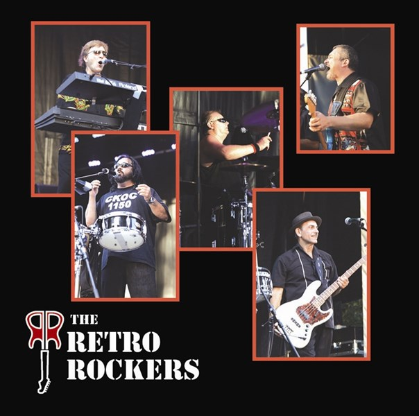 Canada's Retro Rockers - Oldies Band - Ontario, CA