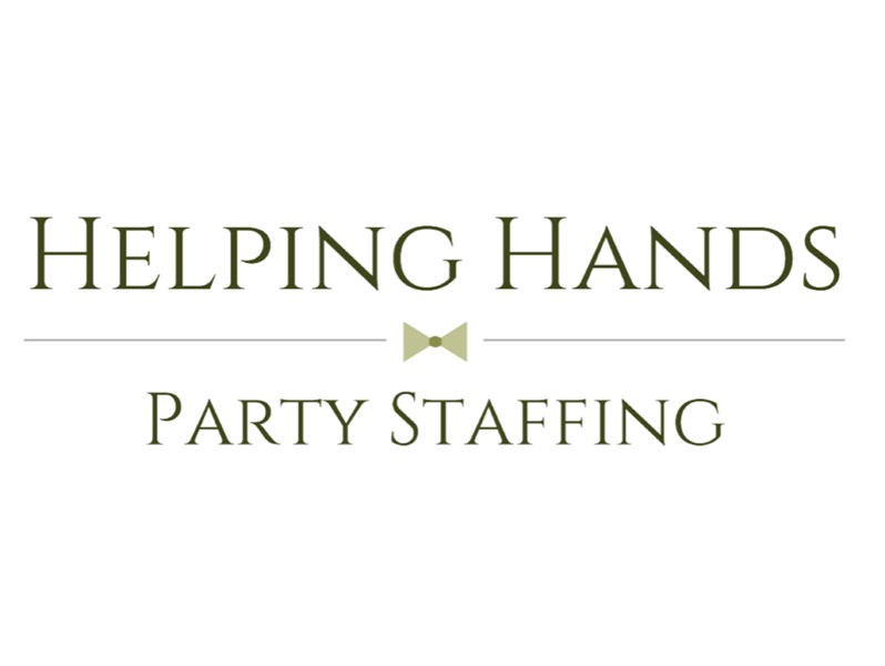 Helping Hands Party Staffing - Bartender - Trenton, NJ