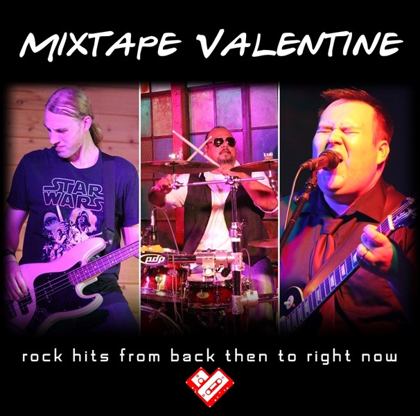 Mixtape Valentine - Rock Band - San Antonio, TX