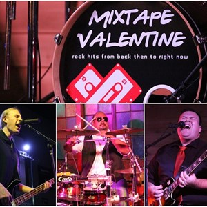 San Antonio, TX Rock Band | Mixtape Valentine