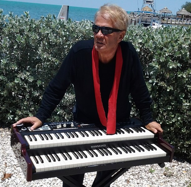 Ralph Kinsley - R&B Band - Marathon, FL