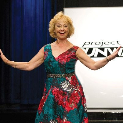 Dr. Sue on Project Runway!