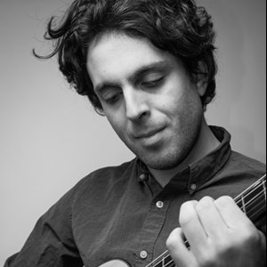 West Charleston Acoustic Guitarist | Toby Aronson-Solo Classical/Spanish Guitar