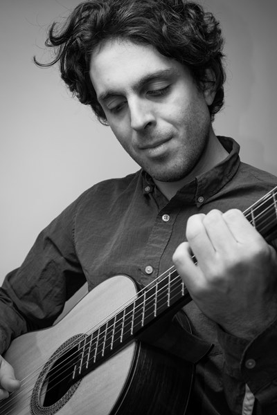 Toby Aronson-Solo Classical/Spanish Guitar - Classical Guitarist - Burlington, VT