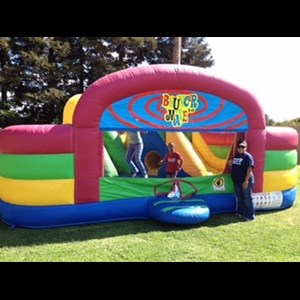 Lodi, CA Dunk Tank | FunWorks Party Rentals