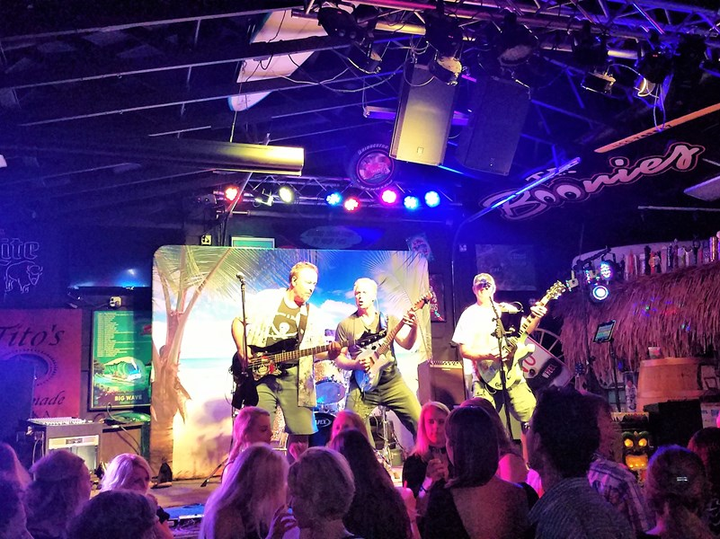 Pirates, Guitars & Beachfront Bars - Variety Band - Minneapolis, MN