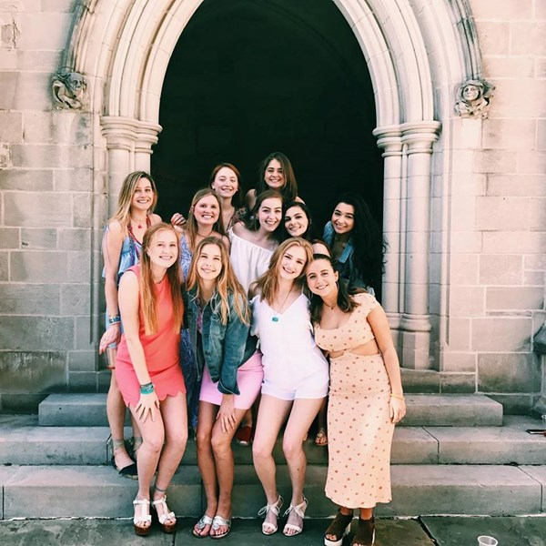 Trinity College Trinitones - A Cappella Group - Hartford, CT