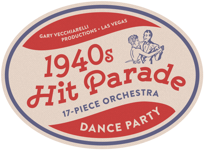 1940s Hit Parade Dance Party Band 17-Piece - 40s Band - Sacramento, CA