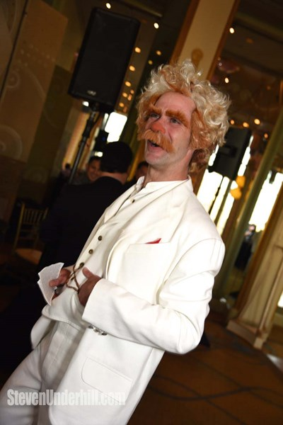 The Wonder-Full Mark Twain - Mark Twain Impersonator - Oakland, CA
