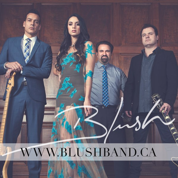 Blush - Top 40 Band - Toronto, ON